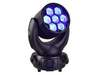 LIGHT4ME ROBO ZOOM WASH 740 LED RGBW 7x40W