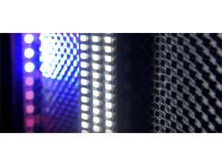 LIGHT4ME THUNDER Stroboskop Blinder Effekt LED SMD