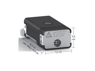 LOOK Solutions TINY S Akku-Mini-Nebelmaschnine