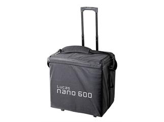 LUCAS NANO 600 ROLLER BAG - gepolsterter Transportwagen