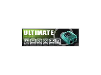 LUMIDESK ULTIMATE DMX-Software 3 x 512 Kanäle - 1536 Kanäle