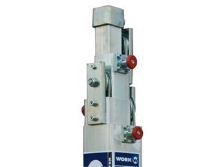 WORK LW 185 R Teleskoplift - silber 190 kg bis zu 5,30m Höhe