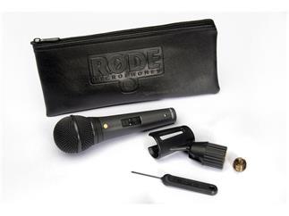 Rode M1-S dynamische Vocal Mikrofon mit Schalter