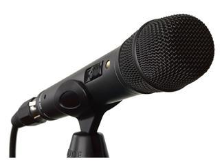 Rode M2 Kond. Mikrofon für Live-Vocals, Superniere