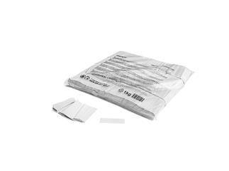 MAGIC FX Slowfall Konfetti Rechteckig 55x17mm - Weiß