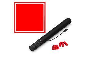 MAGICFX® Elektrische Konfettikanone, 50cm, Rot