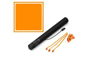 MAGICFX® Elektrische Streamerkanone, 50cm, Orange