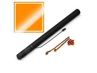 MAGICFX® Elektrische Streamerkanone PRO, 80cm, Orange Metallic