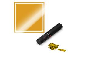 MAGICFX® Konfettikanone Handheld S, 28cm,  Gold Metallic