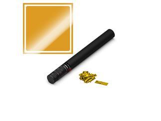 MAGICFX® Konfettikanone Handheld, 50cm, Gold Metallic