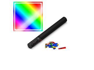 MAGICFX® Konfettikanone Handheld, 50cm, Multicolour Metallic