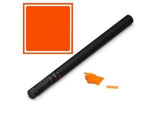 MAGIC FX Konfettikanone Handheld PRO, 80cm, Fluo Orange