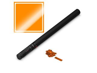 MAGIC FX Konfettikanone Handheld PRO, 80cm, Orange Metallic