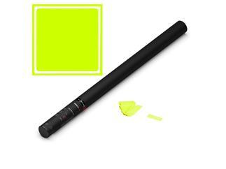 MAGIC FX Konfettikanone Handheld PRO, 80cm, Fluo Gelb