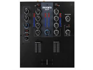 Mixars Cut 2 Kanal DJ Mixer