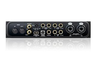 MOTU Audio Express Hybrid, Audio Interface