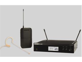 Shure BLX14RE / MX53 mit Ohrbügelmikrofon