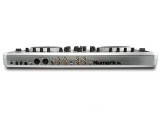 Numark N4, 4-Kanal DJ Controller