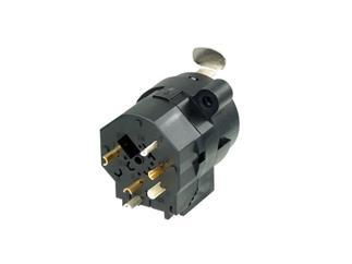 Neutrik 3pol-XLR Einbaubuchse, mit 6.35 mm Klinke mono NCJ5FI-S