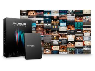 Native Instruments Komplete 11 Ultimate Vollversion