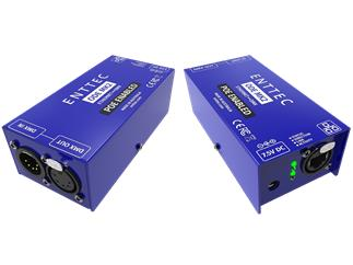 ENTTEC OPEN DMX ETHERNET (ODE) WITH POE MK2