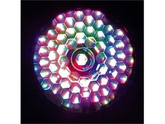 Elation OPTI TRI PAR 18 x 3W RGB LED