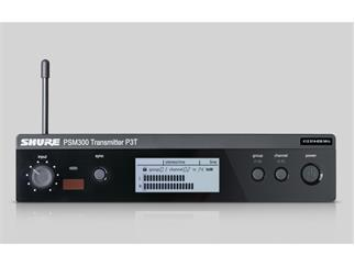 "SHURE P3T PSM300 Sender 19"""