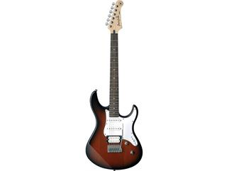 Yamaha Pacifica 112V Sunburst E-Gitarre, Ausstellungsware