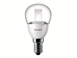 Philips MST LEDLUSTER 4-25W E14 clear Farbton 827