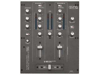 SynQ Audio- SMD-2 Battle-Mixer mit 2 Kanälen