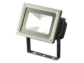 PTL - LED Outdoor Flood 1x 10W blau