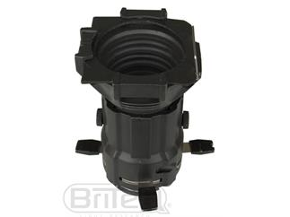 Briteq - BT-MINIPROFILE OPTIC 19°  -  separater Linsentubtus mit Blendenschiebern