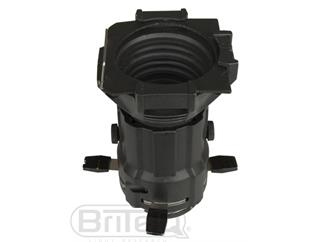 Briteq - BT-MINIPROFILE OPTIC 26°  -  separater Linsentubtus mit Blendenschiebern