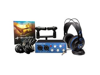 Presonus Audio Box Stereo Bundle für Einsteiger