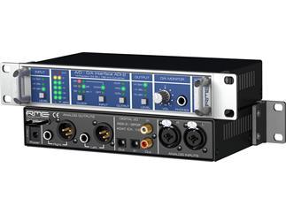 "RME ADI-2, 2-Channel, 192 kHz, AD/DA Converter, 9.5"", 1 HU"