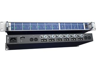 "RME MADI Converter, 6-Port MADI Optical <-> Coaxial Converter, 19"", 1 HU"