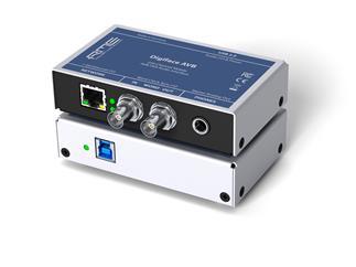 RME Digiface AVB, 256-Channel, 192 kHz, mobile AVB/TSN Audio Interface