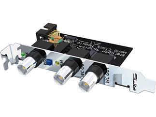 RME Word Clock Module (WCM), Wordclock Expansion Board for HDSP 9632, HDSPe AIO and HDSPe RayDAT