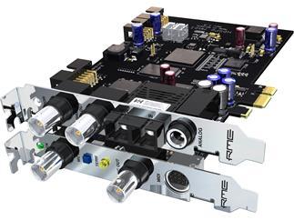 RME HDSPe MADI, 128-Channel, 192 kHz, MADI PCI Express Card