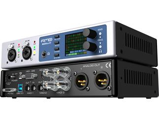 """RME MADIface XT, 394-Channel, 192 kHz, MADI USB 3.0 or external PCI Express Audio Interface, 9.5"""", 1"""