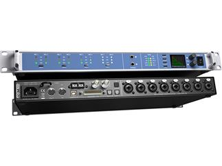 RME OctaMic XTC, 8-Channel, 192 kHz, remote controllable Mic/Line/Instrument Preamp and AD/DA Conver