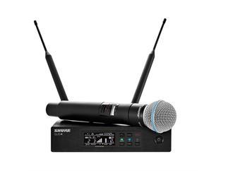 SHURE QLXD24E / B58 G51 digital 470 bis 534 Mhz