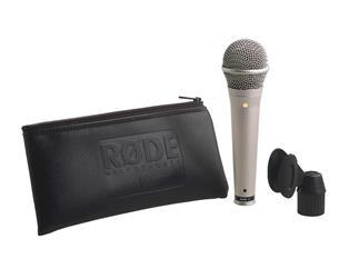 Rode S1 Kondensatormikrofon mit Superniere