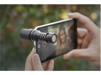 Rode Video Mic Me für Smartphones und Tablets