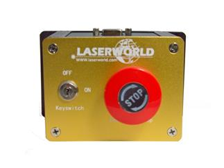 Laserworld Safety Unit Not Aus
