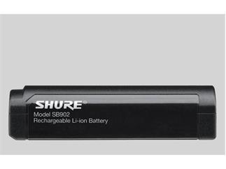 SHURE SB902 Lithium-Ionen Akku für digitale SM und Beta Hand- und Taschensender