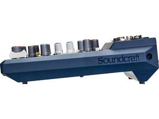 Soundcraft Notepad 12FX  12 Kanal Mischpult mit USB & Effekten