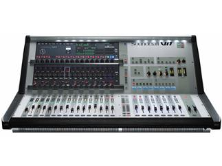 Soundcraft Vi1 digitales Mischpult 40-Bit Floatingpoint 32in 32Out