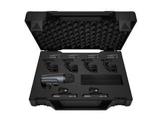 Sennheiser E 600 Drum Case 1x E602-II 4x E604 und 2x E614