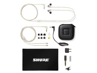 Shure SE846CL Sound Isolation Ohrhörer transparent